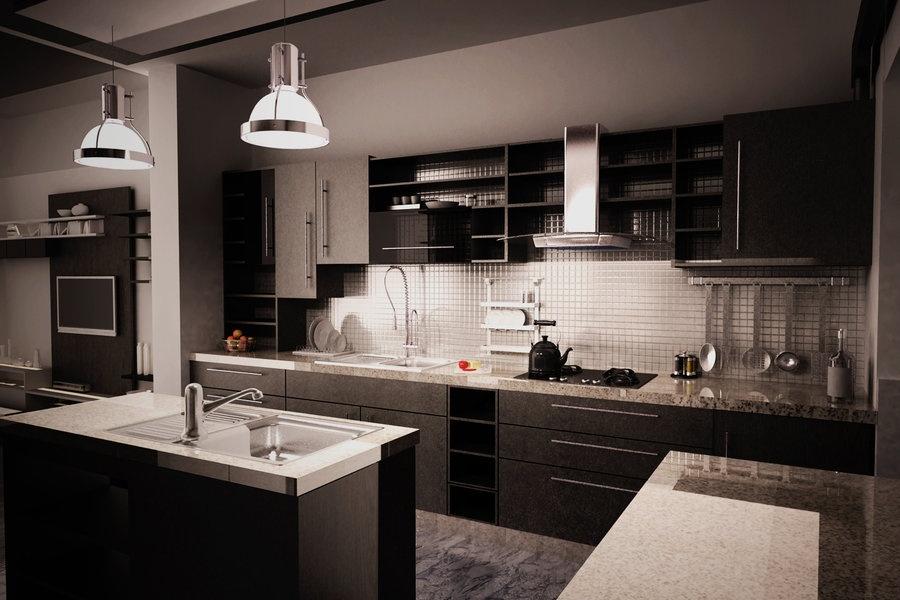 Кухонный гарнитур Аоста