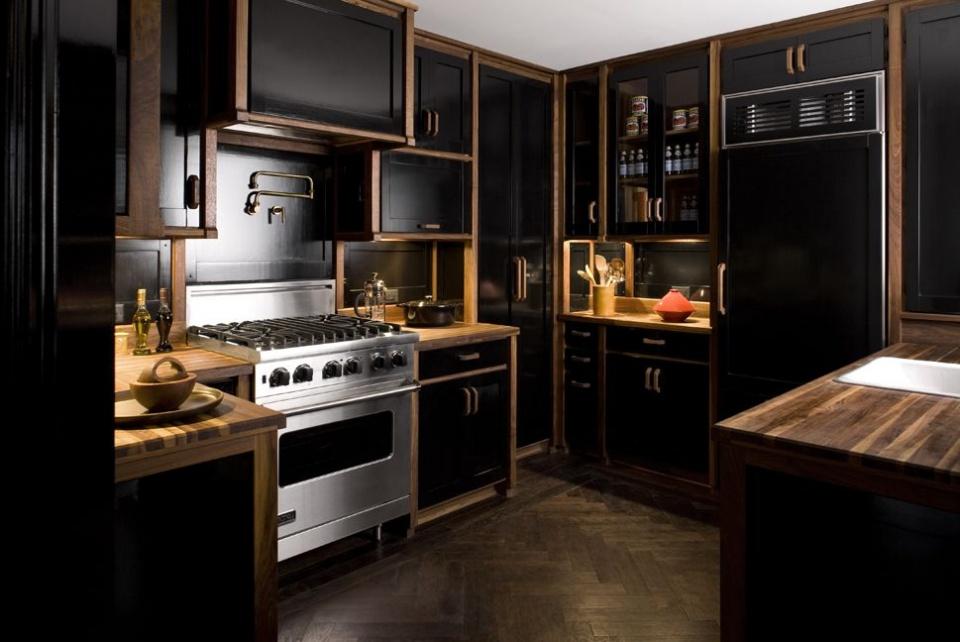 Угловая кухня Акация