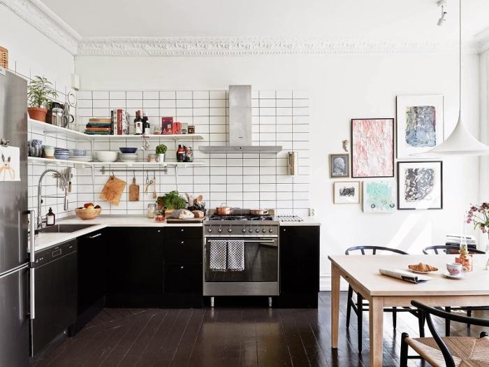 Угловая кухня Лотос