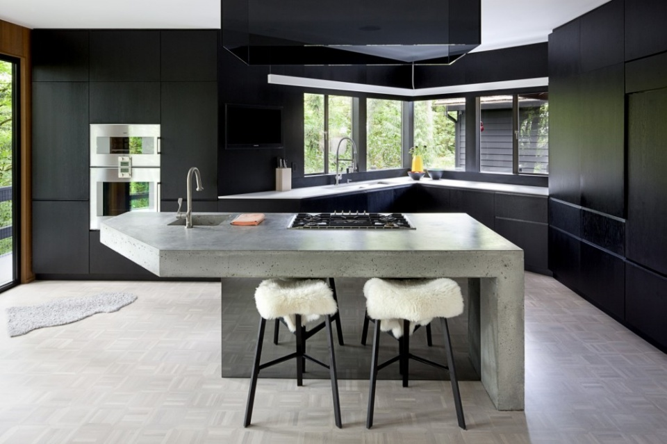Кухонный гарнитур Бормио